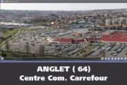Centre commercial Carrefour - Anglet